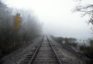 Autumn Rails II