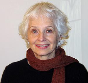 Pam Portrait